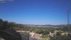 view from Agres - Bonell, el Comtat on 2017-09-04