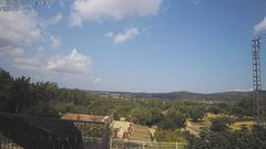 view from Agres - Bonell, el Comtat on 2017-09-08