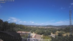 view from Agres - Bonell, el Comtat on 2017-09-12
