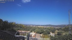 view from Agres - Bonell, el Comtat on 2017-10-09