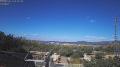 view from Agres - Bonell, el Comtat on 2017-10-16