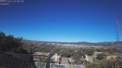 view from Agres - Bonell, el Comtat on 2017-11-14