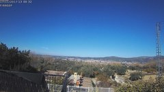 view from Agres - Bonell, el Comtat on 2017-11-17