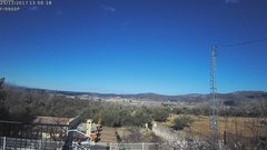 view from Agres - Bonell, el Comtat on 2017-12-25