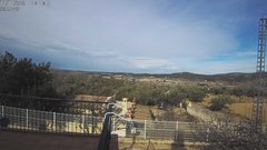 view from Agres - Bonell, el Comtat on 2018-01-13