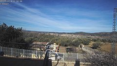 view from Agres - Bonell, el Comtat on 2018-01-20