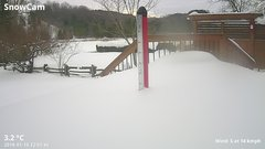 view from Deck-Dock Cam on 2018-01-10