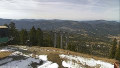 view from Angel Fire West View on 2017-11-13