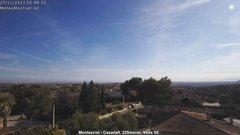 view from Montserrat - Casadalt (Valencia - Spain) on 2017-11-27