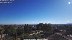 view from Montserrat - Casadalt (Valencia - Spain) on 2017-12-02