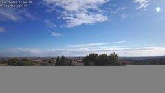 view from Montserrat - Casadalt (Valencia - Spain) on 2017-12-12