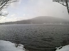 view from Neal Pond on 2017-11-27