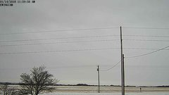 view from Ewing, Nebraska (west view)   on 2018-01-14