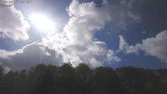 view from MeteoLive webcam SEREMANGE ERZANGE FR57 on 2017-09-11