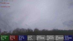 view from MeteoLive webcam SEREMANGE ERZANGE FR57 on 2017-12-11