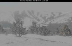 view from 5 - All Mountain Cam on 2017-12-18