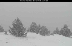 view from 5 - All Mountain Cam on 2018-01-12