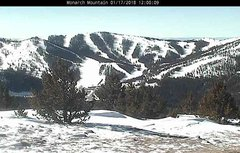 view from 5 - All Mountain Cam on 2018-01-17