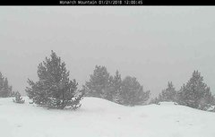 view from 5 - All Mountain Cam on 2018-01-21