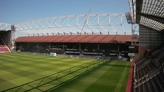 view from Hearts FC 1 on 2017-05-25