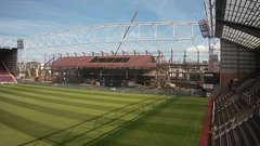 view from Hearts FC 1 on 2017-06-20