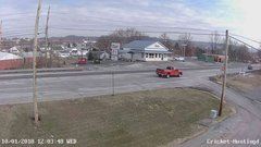 view from William Penn Highway on 2018-01-10