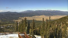view from Angel Fire Valley on 2018-01-11