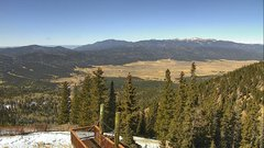 view from Angel Fire Valley on 2018-01-14