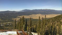 view from Angel Fire Valley on 2018-01-16