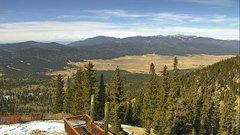 view from Angel Fire Valley on 2018-01-20
