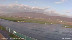 view from Mifflin County Airport (west) on 2017-11-13