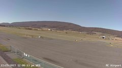 view from Mifflin County Airport (west) on 2017-11-29