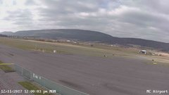 view from Mifflin County Airport (west) on 2017-12-11