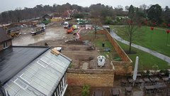 view from RHS Wisley 1 on 2017-12-11