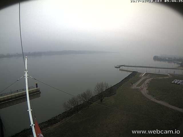 time-lapse frame, fog webcam