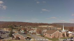 view from Highland Park Hose Co. #1 on 2017-12-01