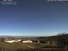 view from SOJUELA on 2018-01-29
