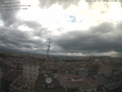 view from LOGROÑO CENTRO on 2018-06-12