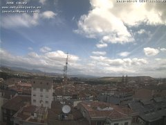 view from LOGROÑO CENTRO on 2018-06-14