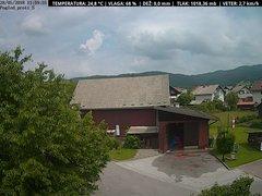 view from VREME ŽIRI-cam-1-SV on 2018-05-28