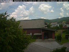 view from VREME ŽIRI-cam-1-SV on 2018-06-11