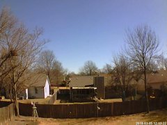 view from Logan's Run Cam2 on 2018-03-05