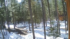 view from Cabin on 2018-03-19