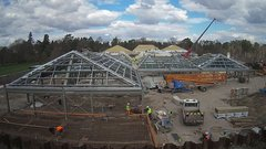 view from RHS Wisley 2 on 2018-03-26