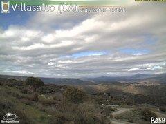 view from Villasalto on 2018-02-15