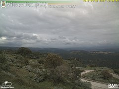 view from Villasalto on 2018-05-08