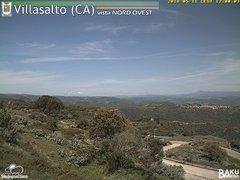 view from Villasalto on 2018-05-11