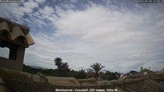 view from Montserrat - Casadalt 2(Valencia - Spain) on 2018-04-30
