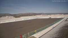 view from Mifflin County Airport (east) on 2018-02-12