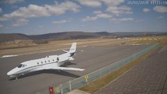 view from Mifflin County Airport (east) on 2018-03-26